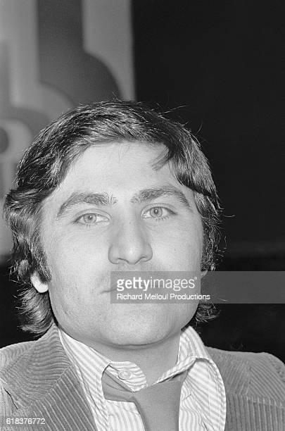 French Inter Radio journalist Paul Amar.