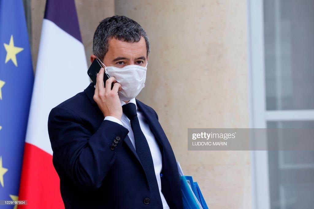 FRANCE-POLITICS-GOVERNMENT : Nieuwsfoto's
