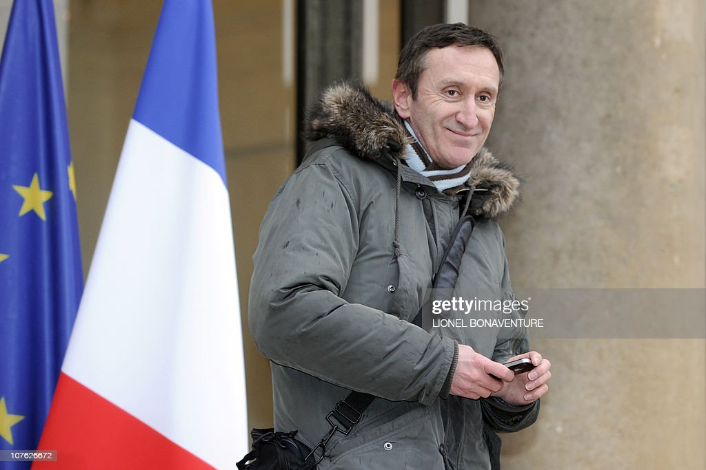 Eric Dupin french internet consultant and blogger e pictures | getty images