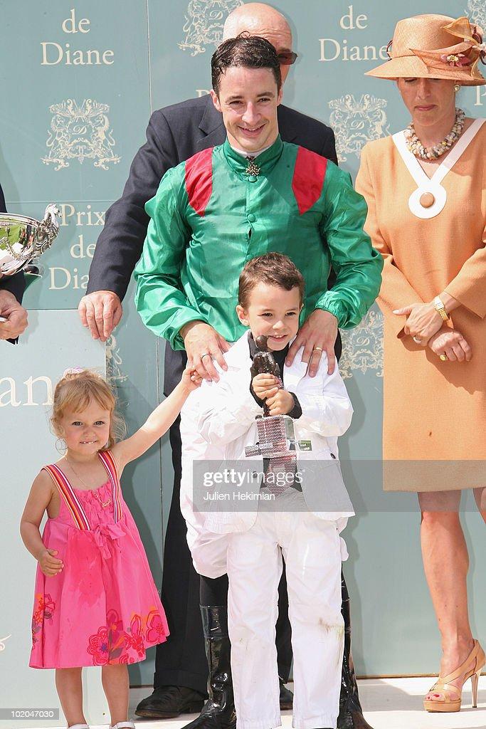 161st Prix De Diane at Hippodrome de Chantilly