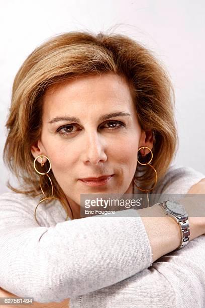 French Journalist Anne Fulda