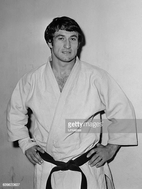 French judoka JeanPaul Coche