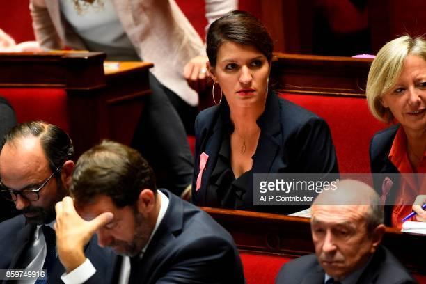 French Junior Minister for Gender Equality Marlene Schiappa French Junior Minister in charge of Disabled People Sophie Cluzel French Prime Minister...