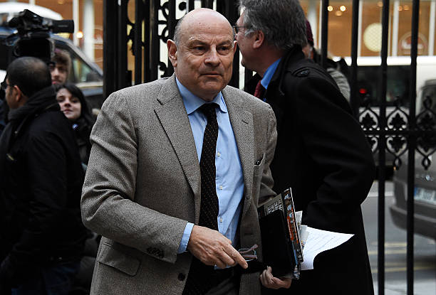 French junior minister for parliamentary relations jean marie le