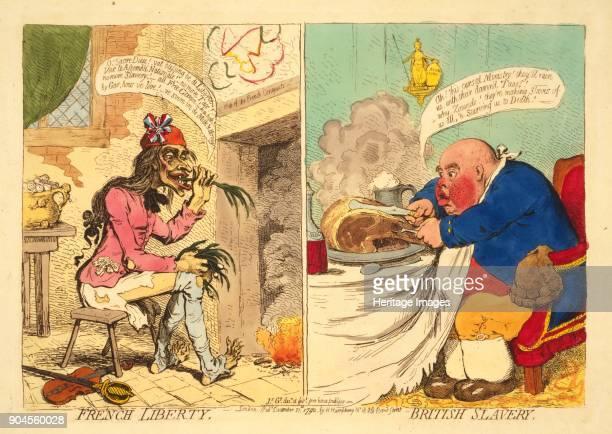French Liberty British Slavery pub 1892
