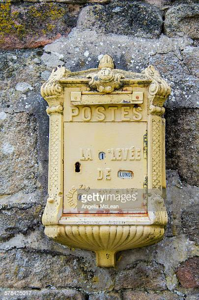 French Mail Box