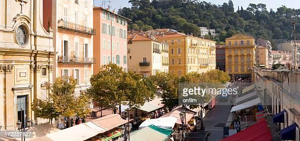 French marketplace