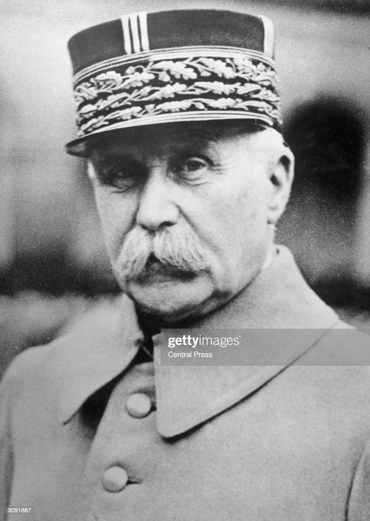 Marshal Petain : News Photo