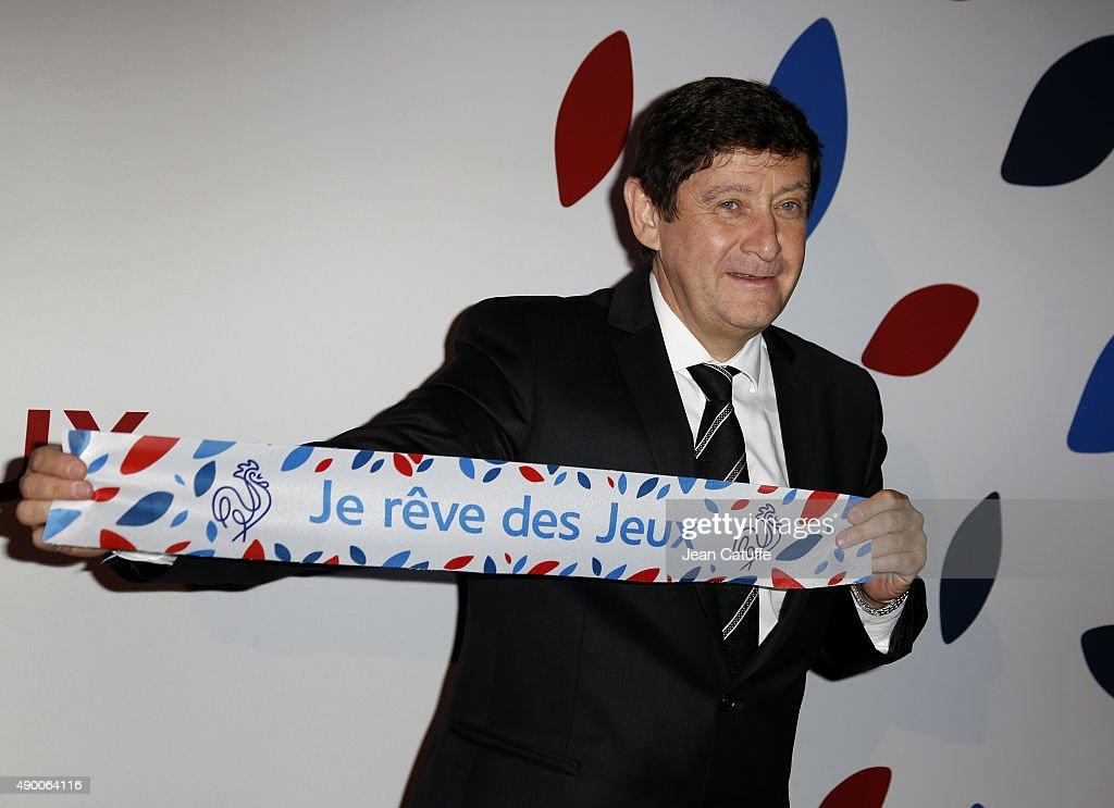 'Je Reve Des Jeux' At La Maison Du Sport In Paris