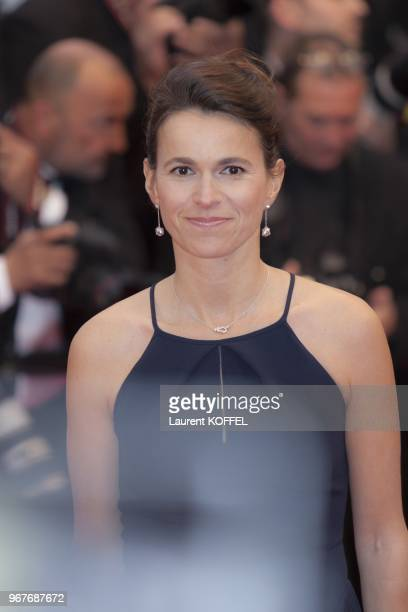 French minister of culture Aurelie Filippetti attends the Opening Ceremony and 'The Great Gatsby' Premiere during the 66th Annual Cannes Film...