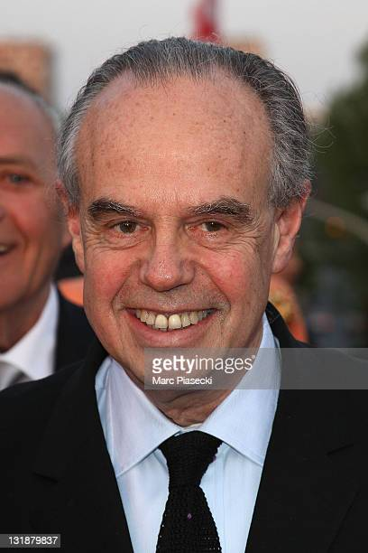 French minister of culture Frederic Mitterrand attends the 25th Moliere Awards Ceremony on April 17 2011 in Creteil France