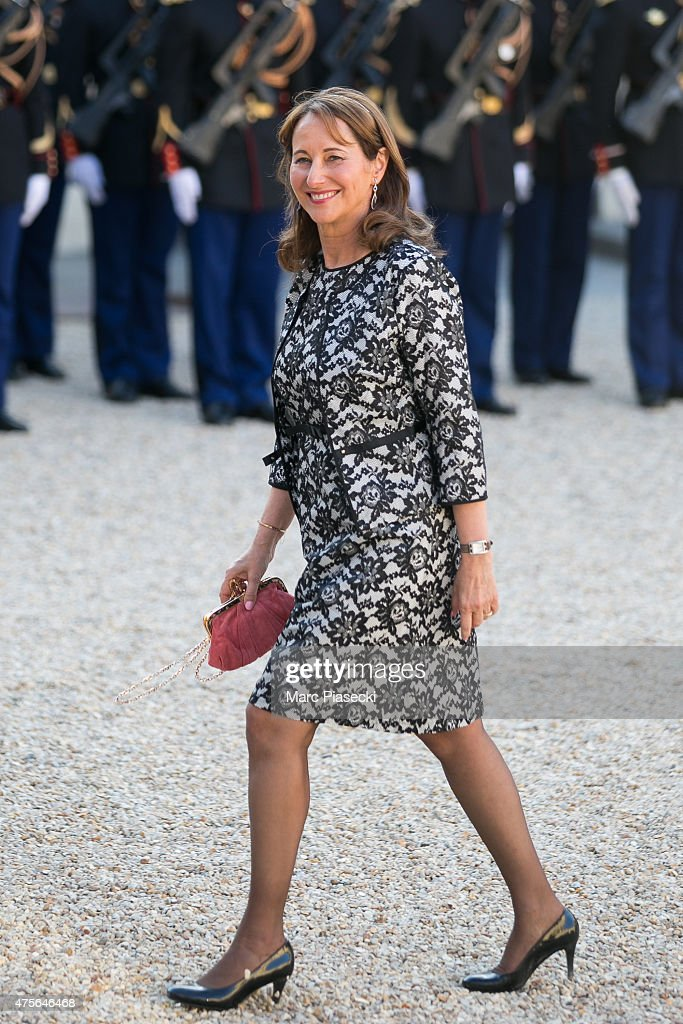 King Felipe Of Spain and Queen Letizia Of Spain On Official Visit In France : Day 1