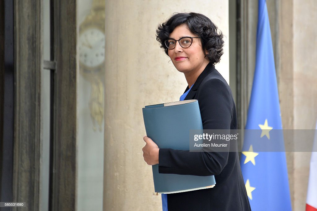 french minister of labor employment and social dialogue myriam el