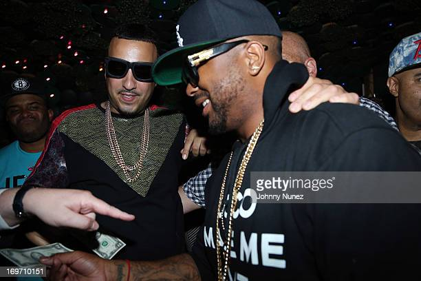 French Montana and TheDream celebrate TheDream's album release at Greenhouse on May 30 2013 in New York City
