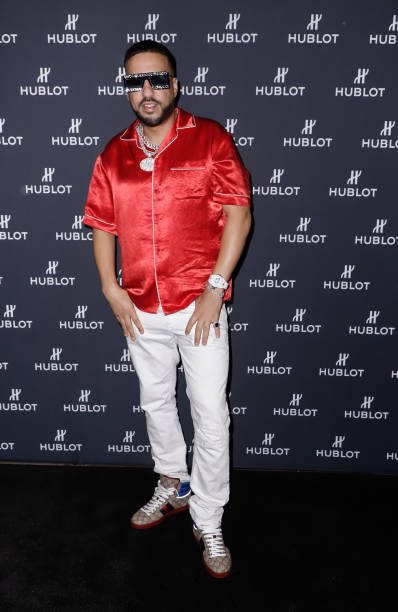FL: Hublot Collectors Dinner With Haute Living Cover Star French Montana