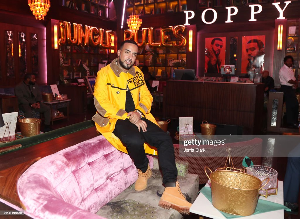 "Ciroc & Epic Records Present French Montana ""Jungle Rules"" Gold Dinner"