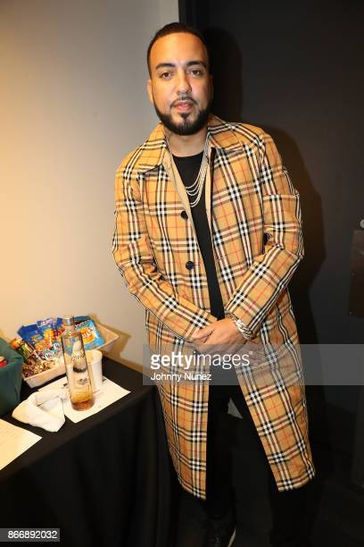 French Montana attends Power 1051's Powerhouse 2017 at Barclays Center of Brooklyn on October 26 2017 in New York City