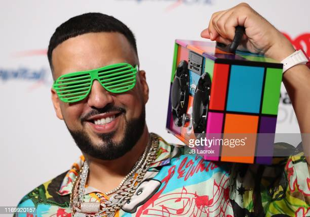 French Montana attends the 2019 iHeartRadio Music Festival at T-Mobile Arena on September 20, 2019 in Las Vegas, Nevada.