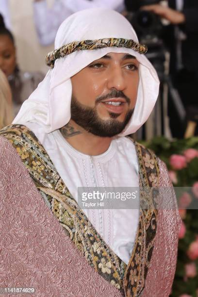 French Montana attends the 2019 Met Gala celebrating Camp Notes on Fashion at The Metropolitan Museum of Art on May 6 2019 in New York City