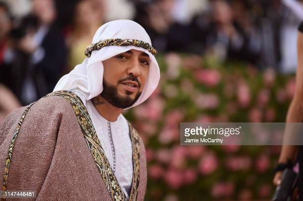 French Montana attends The 2019 Met Gala Celebrating Camp Notes on Fashion at Metropolitan Museum of Art on May 06 2019 in New York City