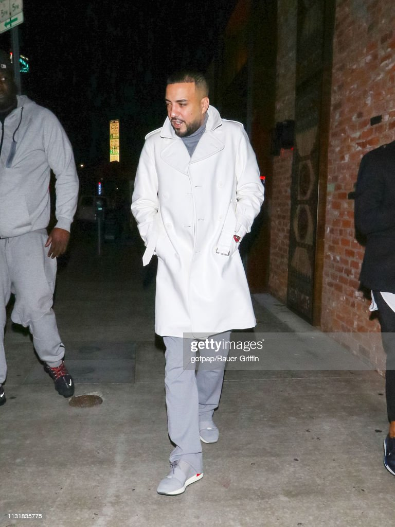 CA: Celebrity Sightings In Los Angeles - March 21, 2019
