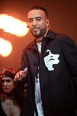 london england french montana performs stage