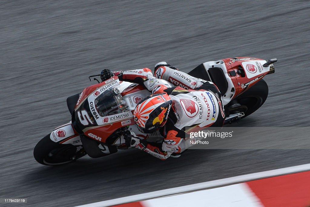 MotoGP of Malaysia - Free Practice : News Photo
