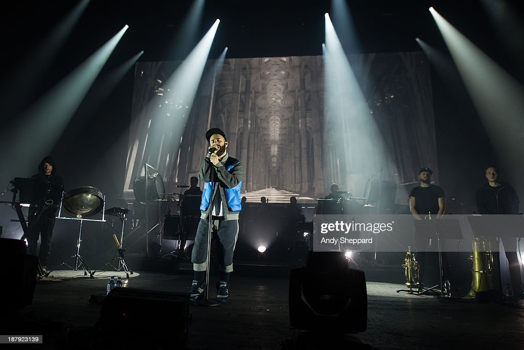 Woodkid Performs At Brixton Academy In London