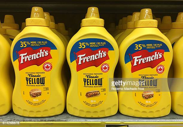 French mustard brand Frenchs is an American brand of prepared mustard condimentsFrench's is owned by Reckitt Benckiser Group