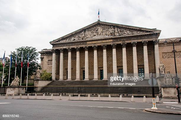 French National Assembly Paris France