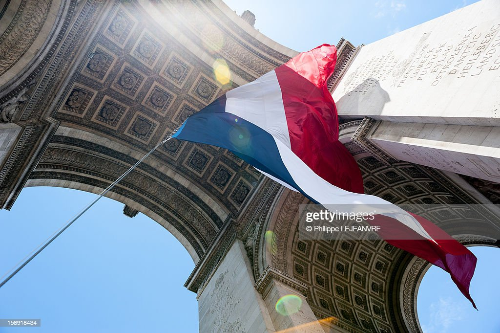 french national day : Stock Photo