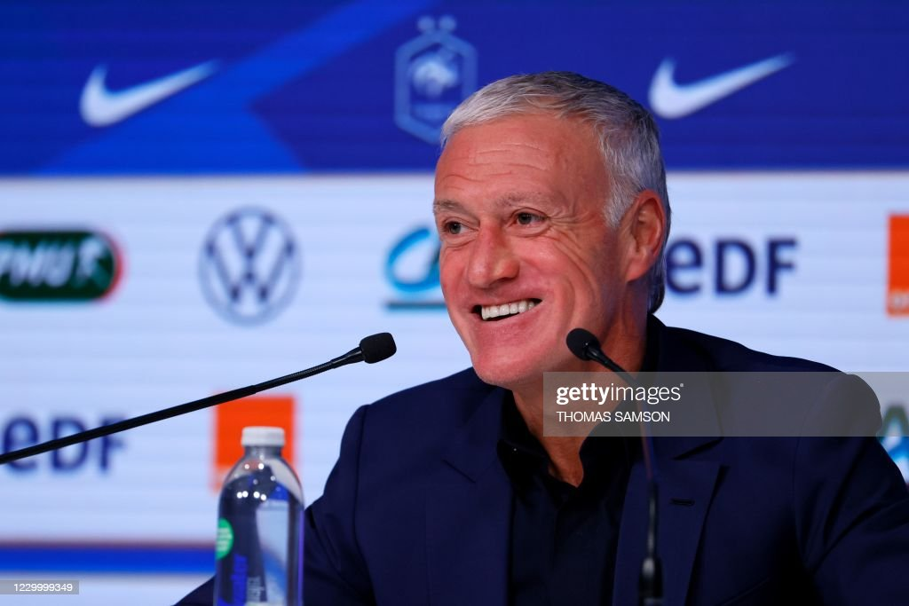 FBL-FRA-WC-2022-EUR-QUALIFIYING-DRAW-FIFA : News Photo
