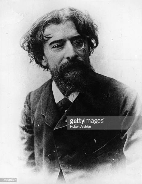 French novelist and shortstory writer Alphonse Daudet