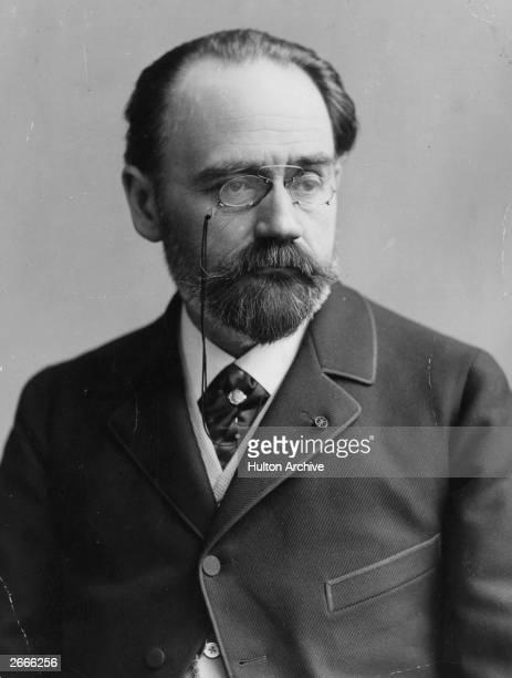 French novelist Emile Zola