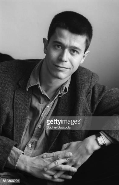 French Novelist Emmanuel Carrere
