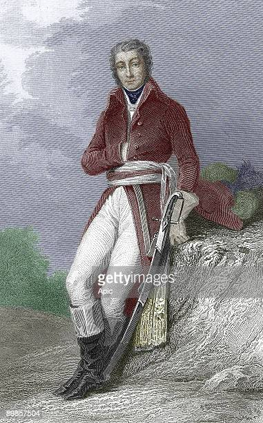 french officer rival of NapoleonBonaparte