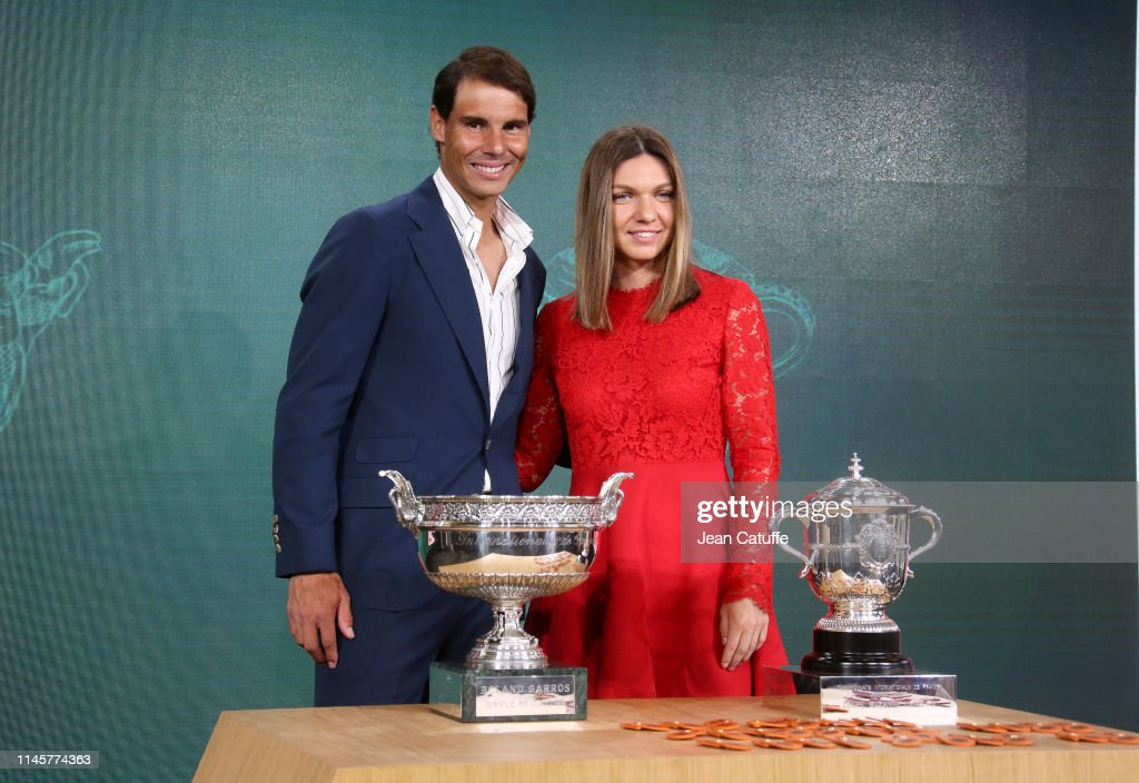 2019 French Open - Previews : News Photo