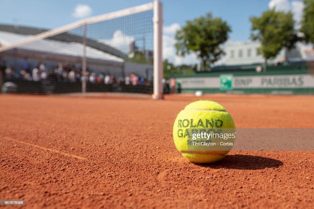 2018 French Open Tennis Tournament Roland Garros Paris France