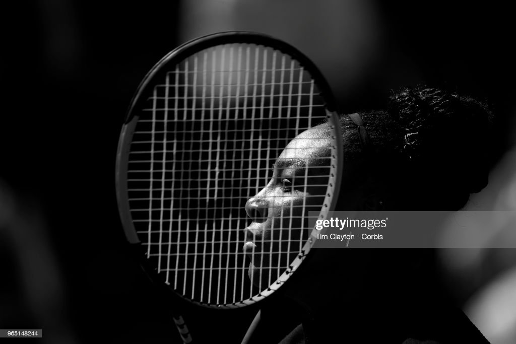 2018 French Open Tennis Tournament. Roland Garros. Paris. France. : Photo d'actualité