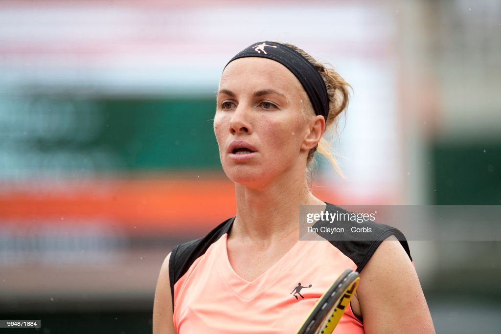 2018 French Open Tennis Tournament. Roland Garros. Paris. France. : News Photo