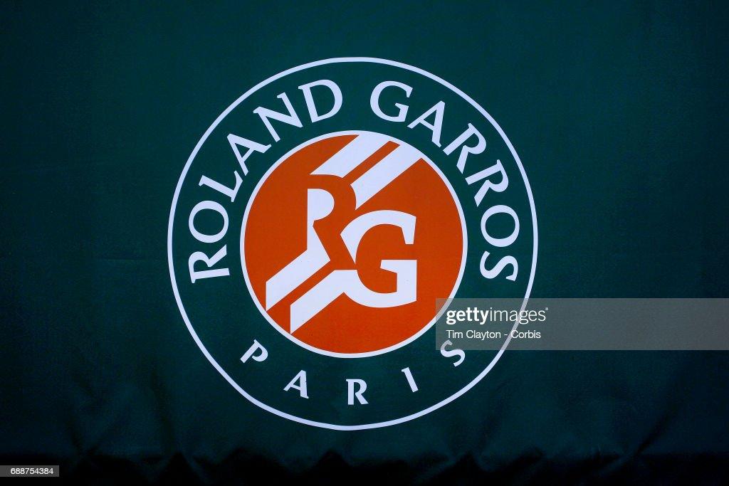 2017 French Open Tennis Tournament. Roland Garros. Paris, France. : News Photo