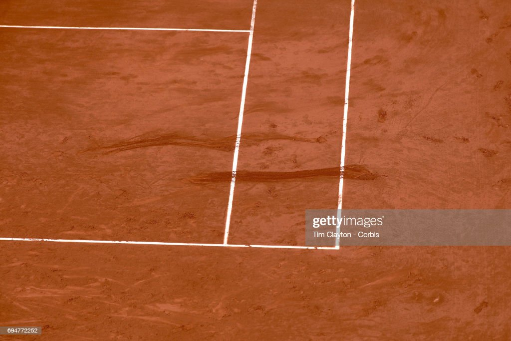 French Open Tennis Tournament The Clay Court Canvas Of Roland