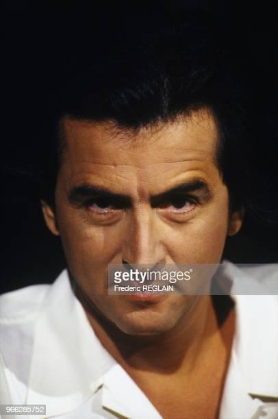 French Philosopher Bernard Henri Levy Paris February 16 1992