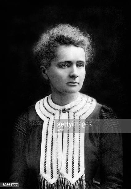 french physicist Marie Curie physics Nobel prize in 1903 chemistry Nobel prize in1911 photo by Eugene Pirou 1903