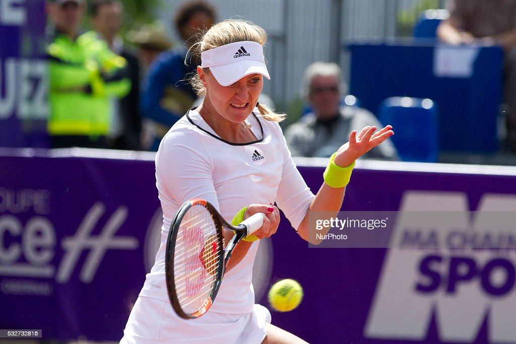 International Tennis Strasbourg : News Photo