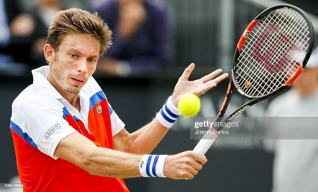 Mahut Tennis