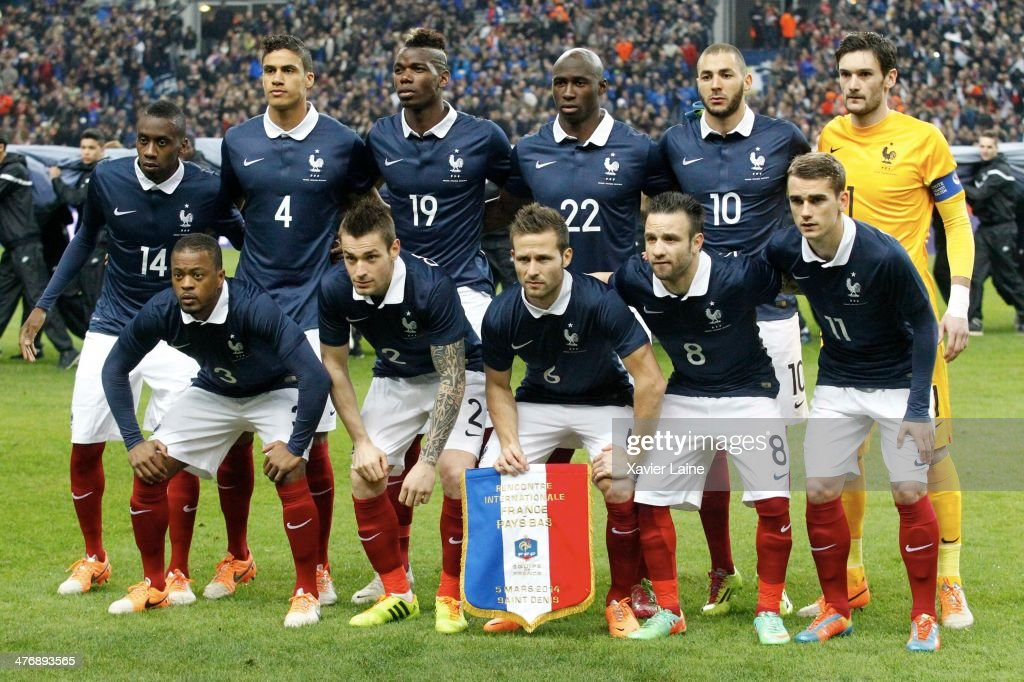 France v Netherlands - International Friendly : News Photo