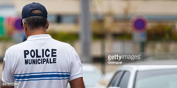 Officier de police français