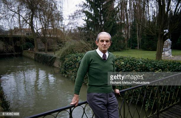 French politician Alain Peyrefitte is the legislative representative of the Seine-et-Marne Department. Also an author, he served as President of the...