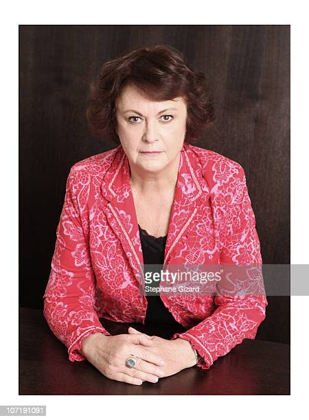 French politician Christine Boutin poses at a portrait session in Paris November 2010
